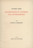Aeberhardt, Illustrationen zu Gotthelf