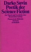 Suvin, Poetik der Science Fiction