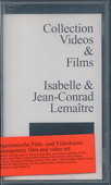 Lemaitre, Collections videos & films