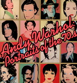 Warhol, Portraits of the 70s
