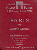 Paris, par arrondissement [1924]