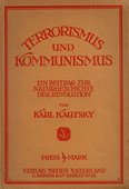 Kautsky, Terrorismus und Kommunismus