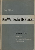 Oelssner, Die Wirtschaftskrisen [1]