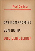 Oelssner, Das Kompromiss von Gotha