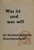 Kantonal-bernischer, Gewerbeverband