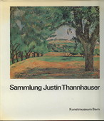 Kunstmuseum Bern, Sammlung Justin Thannhauser