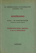 XIV. Internationaler, kunsthistorischer Kongress 1936