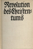Kutter, Die Revolution des Christentums