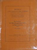 Beitraege, zur Geologie der Schweiz. Geotechnische Serie 33