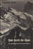 Saxer, Quer durch die Alpen