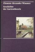 Wimmer, Geschichte der Gartentheorie