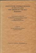 Schwab, Geologische Untersuchungen