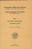 Truempy / Nabholz, Geologischer Fuehrer der Schweiz [7]