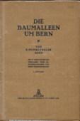 Mumenthaler, Die Baumalleen um Bern