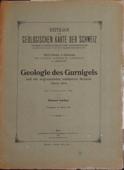 Beitraege, zur geologischen Karte der Schweiz [80]