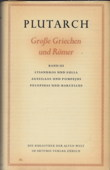 Plutarch, Grosse Griechen und Roemer [3]