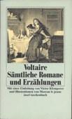 Voltaire, Saemtliche Romane und Erzaehlungen