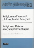 Holzhey / Leyvraz, Religion und Vernunft