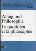 Leyvraz / Saner, Alltag und Philosophie