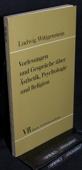Wittgenstein, Vorlesungen und Gespraeche