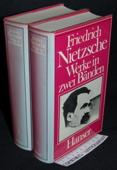 Nietzsche, Werke in zwei Baenden