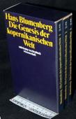 Blumenberg, Die Genesis der kopernikanischen Welt
