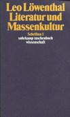Loewenthal, Literatur und Massenkultur