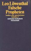 Loewenthal, Falsche Propheten