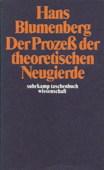 Blumenberg, Der Prozess der theoretischen Neugierde