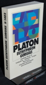 Platon, Euthyphron, Gorgias