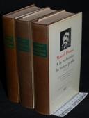 Proust, A la recherche du temps perdu