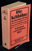 Die Weltbuehne, 1923