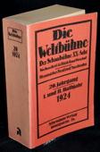 Die Weltbuehne, 1924