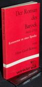 Roetzer, Der Roman des Barock