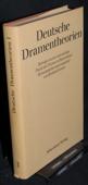 Grimm, Deutsche Dramentheorien [1]