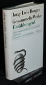 Borges, Erzaehlungen 1935-1944