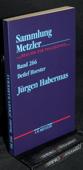 Horster, Juergen Habermas