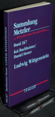 Buchheister, Ludwig Wittgenstein