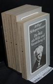 Schopenhauer, Die Welt als Wille und Vorstellung