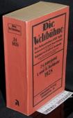 Die Weltbuehne, 1928