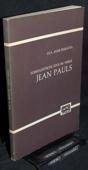Baratta, Surrealistische Zuege im Werke Jean Pauls