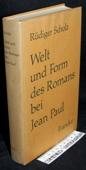 Scholz, Welt und Form des Romans bei Jean Paul