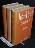 Jean Paul, Werke
