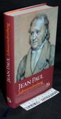 Jean Paul, Lebenserschreibung