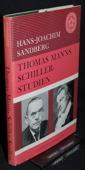 Sandberg, Thomas Manns Schiller-Studien