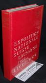 Exposition nationale Suisse, Livre d'Or