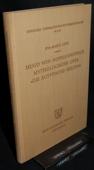 Lenz, Hofmannsthals mythologische Oper