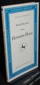 Koester, Hermann Hesse