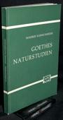 Kleinschnieder, Goethes Naturstudien