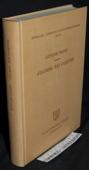 Niggl, 'Fromm' bei Goethe